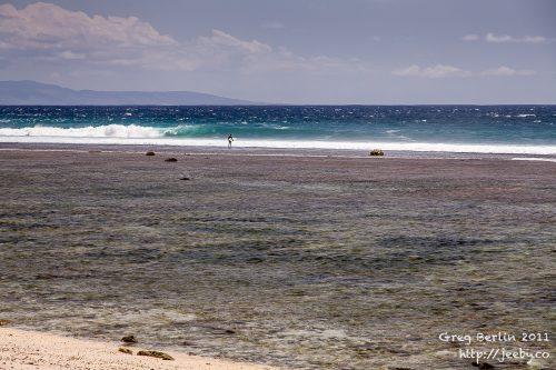 Desert Point, Banko Banko, Lombok, Indonesia - Home of the Lombok Tattoo