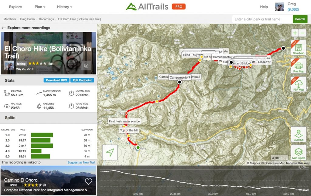 Click image to visit AllTrails data page for this hike.