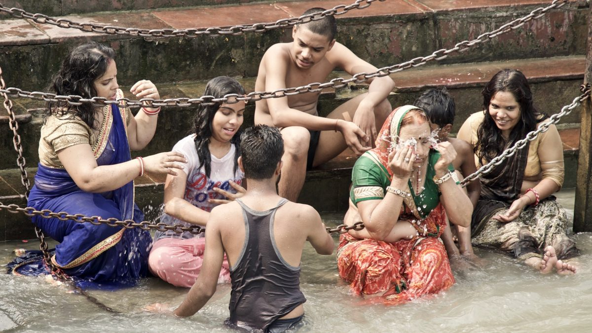 Family fun times –- Haridwar Hero Image