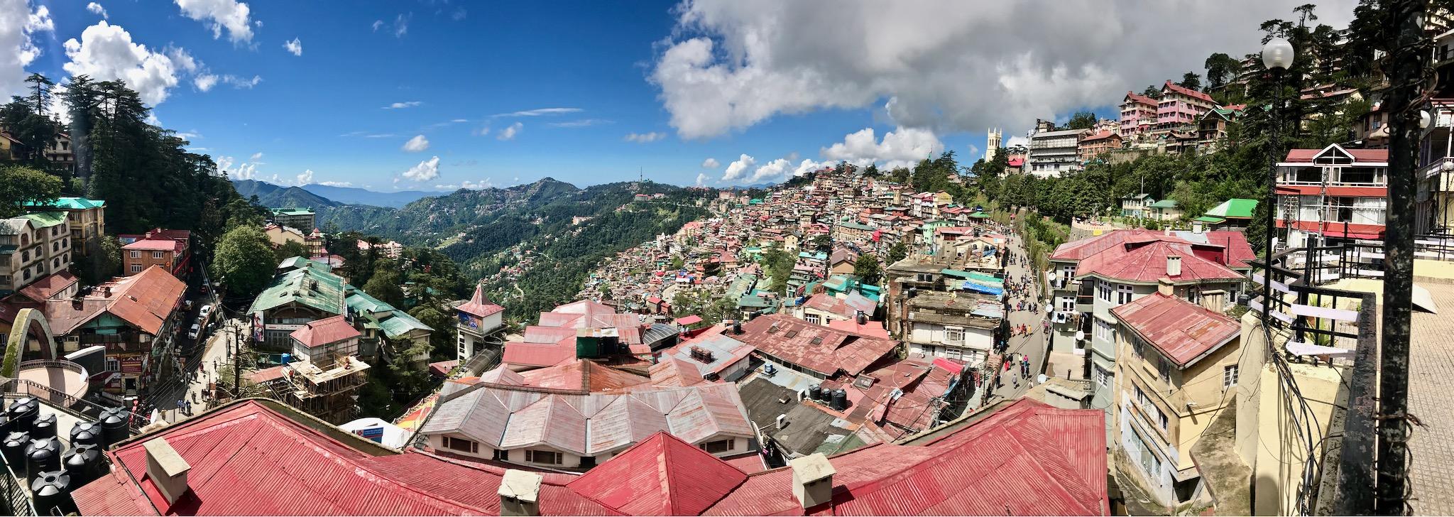 Shimla Panorama