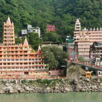Rishikesh Yoga Village Wide